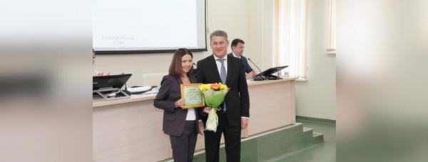 Радий Хабиров провёл выездной «Здравчас» в уфимской горбольнице № 1315