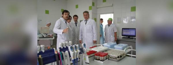 Радий Хабиров провёл выездной «Здравчас» в уфимской горбольнице № 138