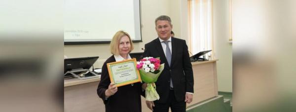 Радий Хабиров провёл выездной «Здравчас» в уфимской горбольнице № 1314