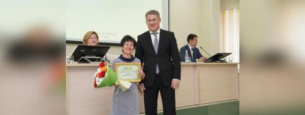 Радий Хабиров провёл выездной «Здравчас» в уфимской горбольнице № 1316