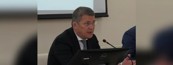 Радий Хабиров провёл выездной «Здравчас» в уфимской горбольнице № 1312
