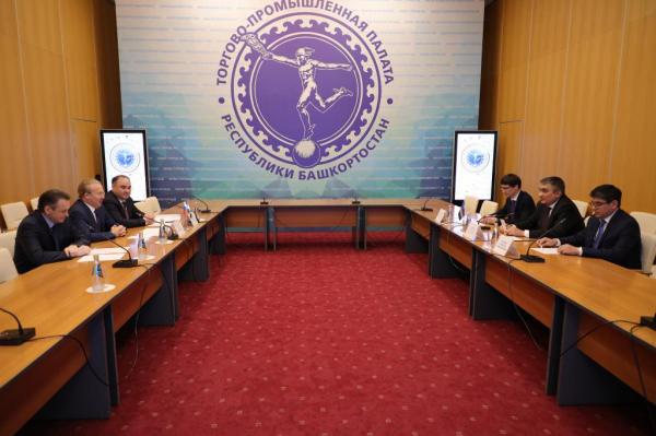 Photo of Башкортостан и Узбекистан намерены развивать экономические отношения