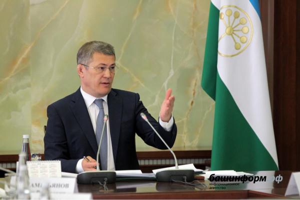 Глава Башкирии поручил поставить точку на чиновничьем туризме0