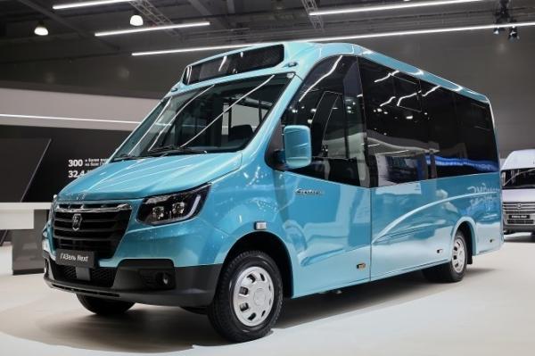 Горьковский автозавод показал новые модели автомобилей0