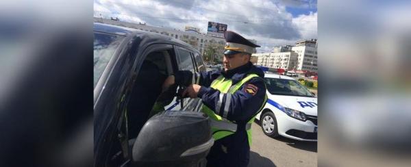 Госавтоинспекция Уфы рассказала об итогах рейда на дорогах города0