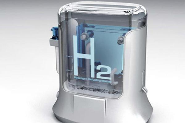 Как сделать так, чтобы водород одолел бензин0