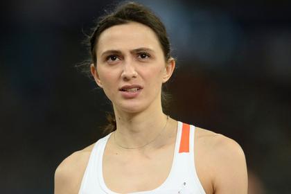 Ласицкене выступила за отставку руководителей российской легкой атлетики0