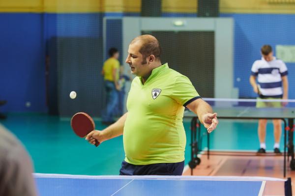 Настольный теннис среди сотрудников ГК «ТАУ». Новые чемпионы9