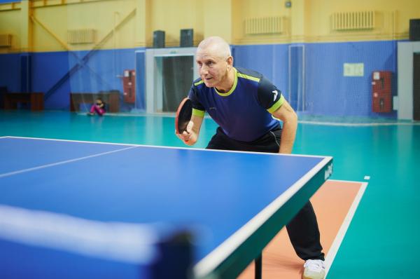 Настольный теннис среди сотрудников ГК «ТАУ». Новые чемпионы5