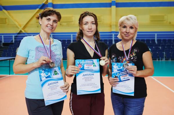Настольный теннис среди сотрудников ГК «ТАУ». Новые чемпионы2