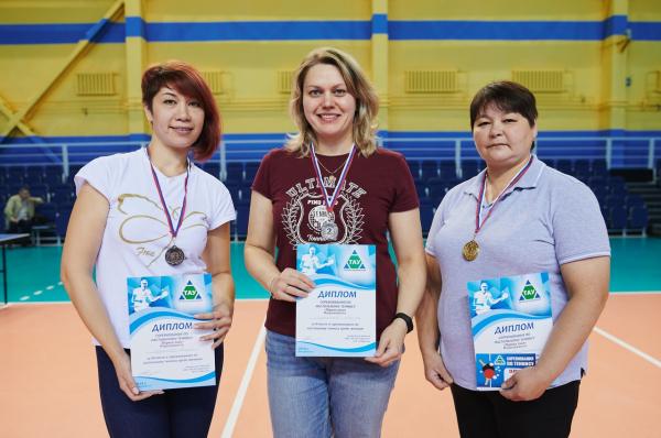 Настольный теннис среди сотрудников ГК «ТАУ». Новые чемпионы6