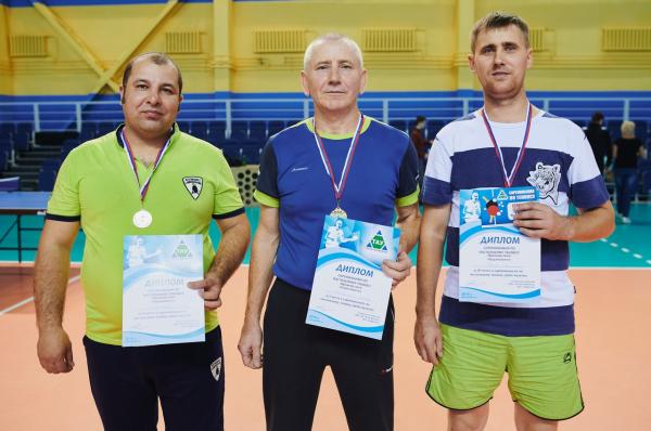 Настольный теннис среди сотрудников ГК «ТАУ». Новые чемпионы7