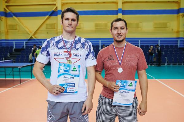 Настольный теннис среди сотрудников ГК «ТАУ». Новые чемпионы8