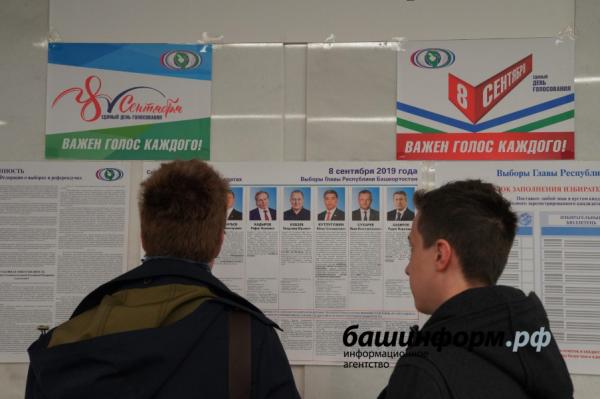 Стало известно, во сколько обошелся кандидатам на пост главы Башкирии каждый голос 0
