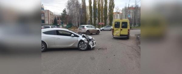 Photo of В Башкирии иномарка протаранила автобус с пассажирами