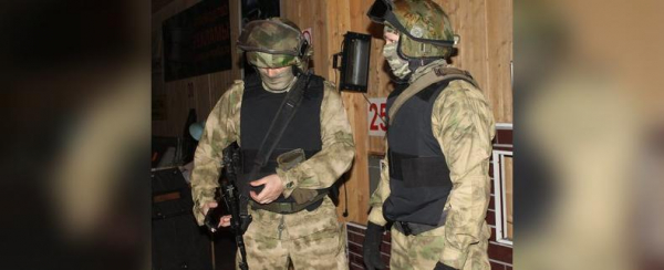 В Башкирии под мостом нашли противопехотную мину0