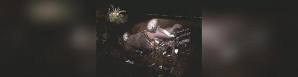 Photo of В Башкирии водитель погиб в ночной аварии