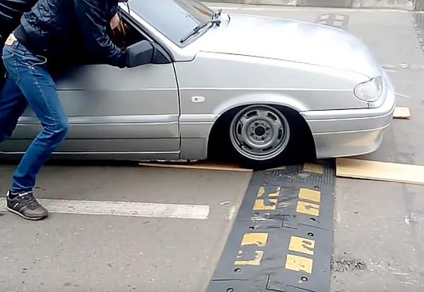 Photo of В России хотят внедрить «лежачие полицейские» с системой фото- и видеофиксации
