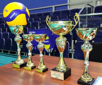 В Стерлитамаке прошел турнир по волейболу среди команд ветеранов юга Башкирии0
