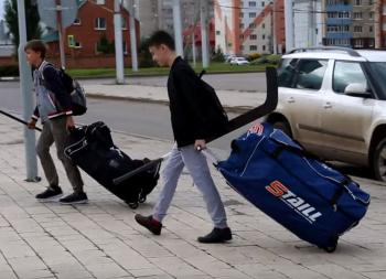 В Стерлитамаке родители юных хоккеистов заявили, что администрация Дворца спорта ущемляет права детей0
