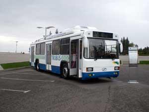 В Стерлитамаке закрывается троллейбусное движение до бывшего КОК0