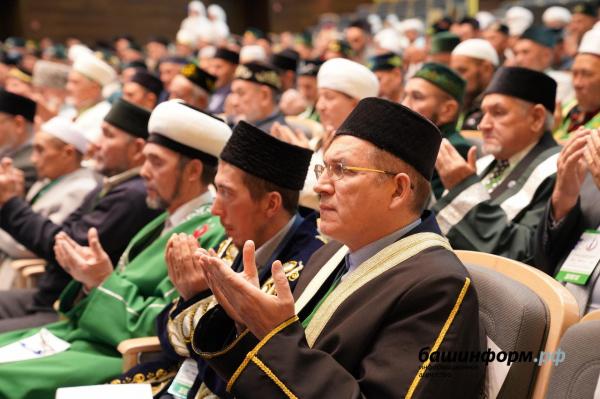 В Уфе на 8 съезде Духовного управления мусульман Башкортостана избран новый председатель7