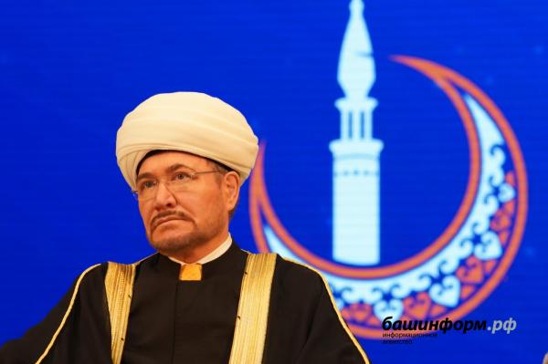 В Уфе на 8 съезде Духовного управления мусульман Башкортостана избран новый председатель6