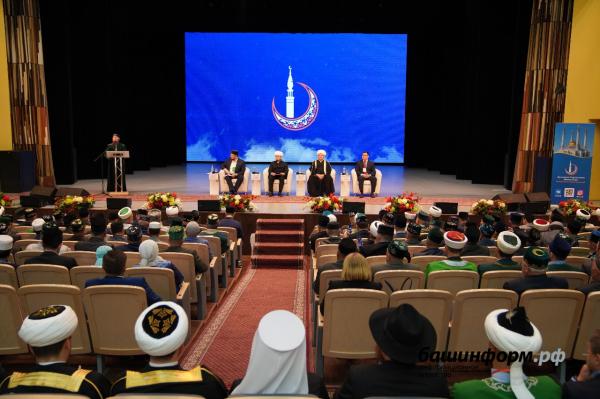 В Уфе на 8 съезде Духовного управления мусульман Башкортостана избран новый председатель0