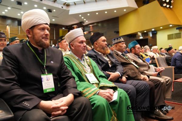 В Уфе на 8 съезде Духовного управления мусульман Башкортостана избран новый председатель1