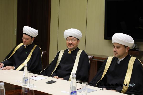 В Уфе на 8 съезде Духовного управления мусульман Башкортостана избран новый председатель9