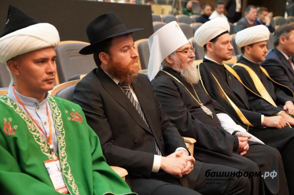 В Уфе на 8 съезде Духовного управления мусульман Башкортостана избран новый председатель4