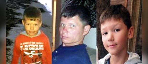 Photo of В Уфе возбуждено уголовное дело об убийстве малолетних детей, пропавших вместе с отцом