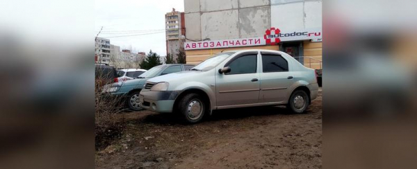 Photo of Жители Уфы оплатили только треть штрафов за парковку на газонах