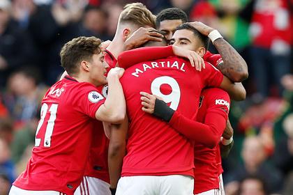 Photo of «Манчестер Юнайтед» одержал первую за два месяца домашнюю победу в АПЛ