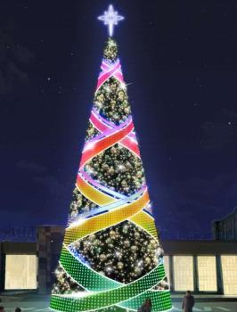 Стало известно, где в Стерлитамаке организуют новогодние городки0