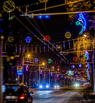 Photo of Стерлитамак украсит праздничная иллюминация