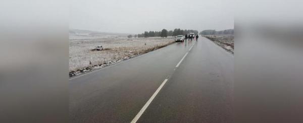 Photo of В Башкирии автомобиль с попутными пассажирами попал в аварию: Водитель и одна из пассажирок погибли