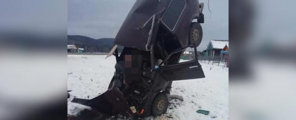 Photo of В Башкирии мужчина на «Ниве» погиб, врезавшись в электроопору