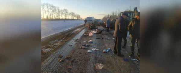 Photo of В Башкирии семья с двумя детьми попала в страшную аварию с экскаватором: Один ребенок погиб