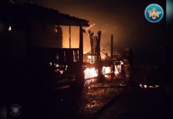Photo of В Башкирии в пожаре погибла молодая мать с двумя детьми
