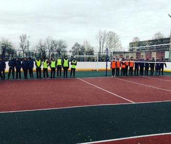 В Стерлитамаке открыли новую многофункциональную спортивную площадку0