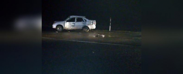 В Уфимском районе произошло смертельное ДТП: Погибла 21-летняя девушка0