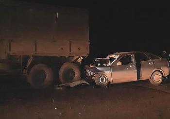 Photo of Житель Стерлитамака попал в больницу после столкновения с КамАЗом; погиб его пассажир