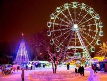 Photo of В Стерлитамаке в парке Гагарина планируют построить крытый семейный развлекательный центр