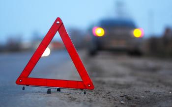 """В Стерлитамаке водитель """"Тойоты"""" сбил пешехода на """"зебре""""0"""