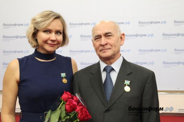 Photo of Журналисты «Башинформа» награждены медалью «100 лет образования Республики Башкортостан»