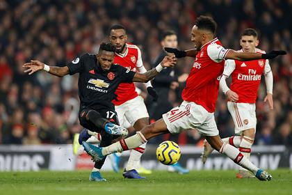 Photo of «Арсенал» обыграл «Манчестер Юнайтед» в центральном матче тура АПЛ