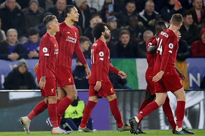 Photo of «Ливерпуль» забил четыре безответных мяча «Лестеру» в центральном матче тура АПЛ