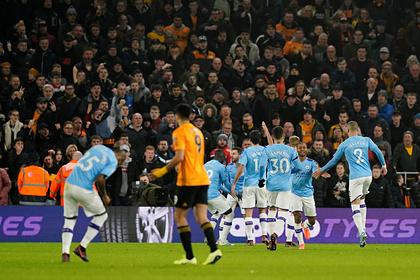 Photo of «Манчестер Сити» упустил преимущество в два мяча и проиграл «Вулверхэмптону»