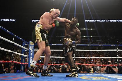 Photo of Уайлдер пообещал уйти из бокса в случае нокаута от Фьюри